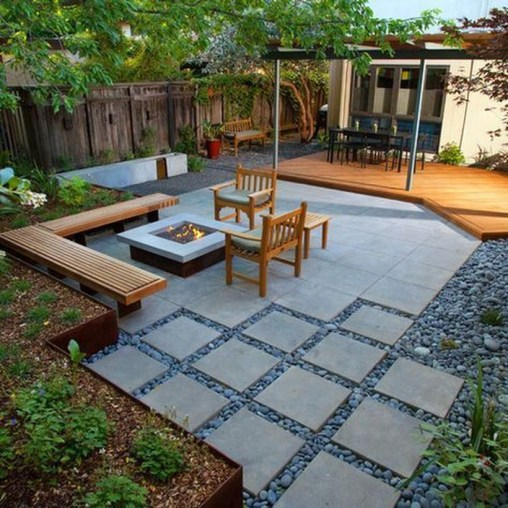 Simple patio design ideas to really enjoy your outdoor relaxing moment 17