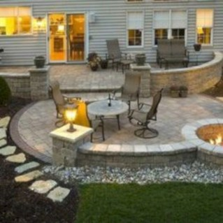 Simple patio design ideas to really enjoy your outdoor relaxing moment 20