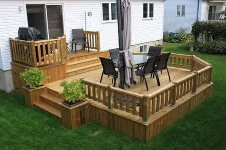 Simple patio design ideas to really enjoy your outdoor relaxing moment 22