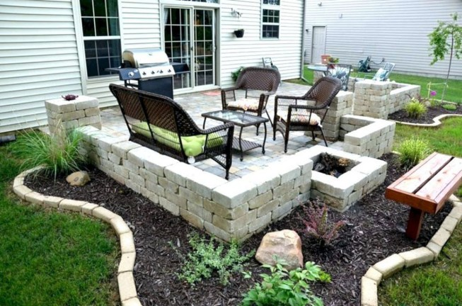 Simple patio design ideas to really enjoy your outdoor relaxing moment 27
