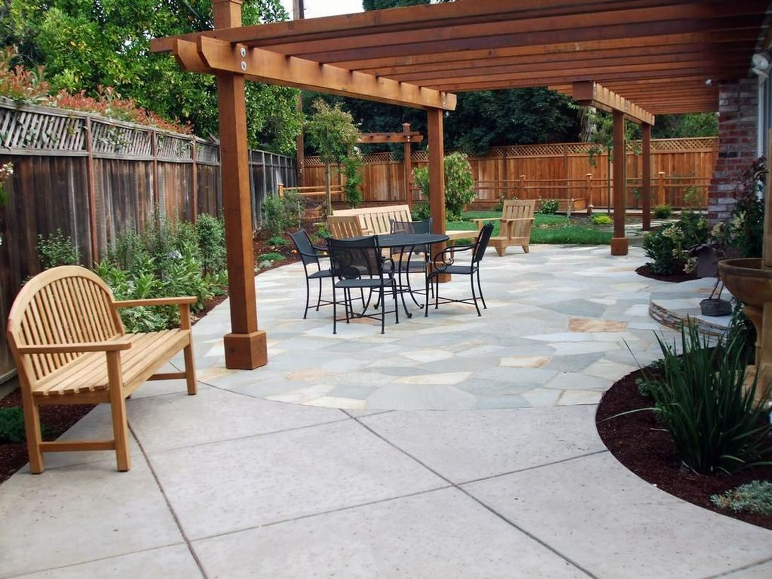 Simple patio design ideas to really enjoy your outdoor relaxing moment 34