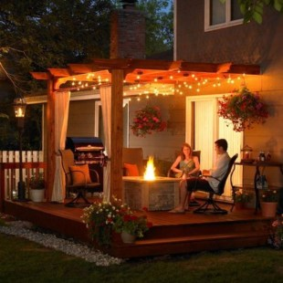Simple patio design ideas to really enjoy your outdoor relaxing moment 35