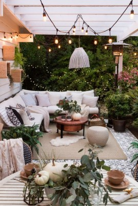 Simple patio design ideas to really enjoy your outdoor relaxing moment 44