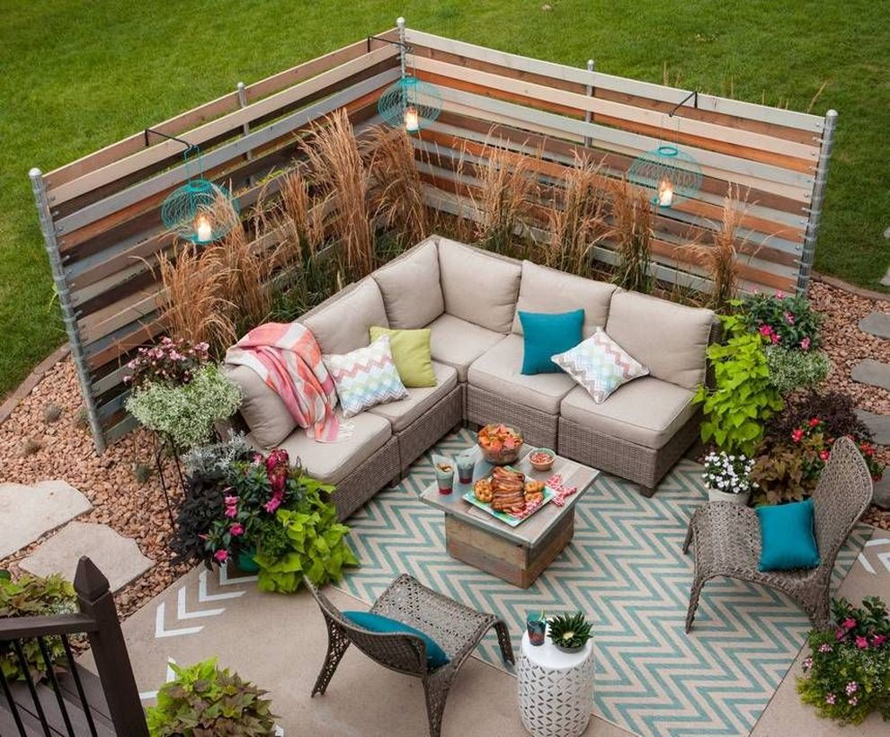 Simple patio design ideas to really enjoy your outdoor relaxing moment 48