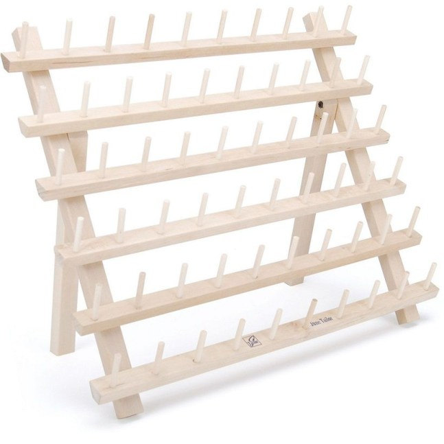 Wooden rack ideas to be applied into any home styles for a warmer room impression 52