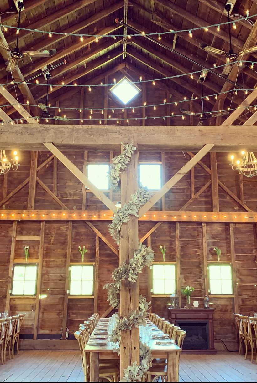 A fabulous indoor venue for fall wedding with owls hoot barn glamping cabins, vacation homes, and cottages can host additional guests and make this the perfect venue for weddings what do you want.