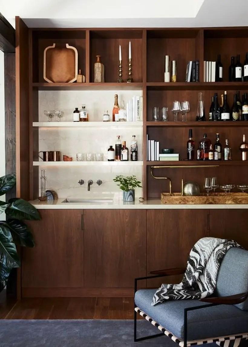 Alameda bar cabinet