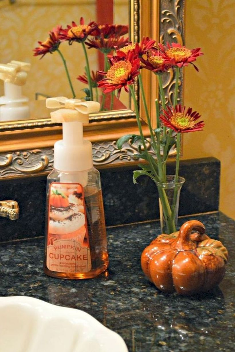 Simple and easy thanksgiving decoration