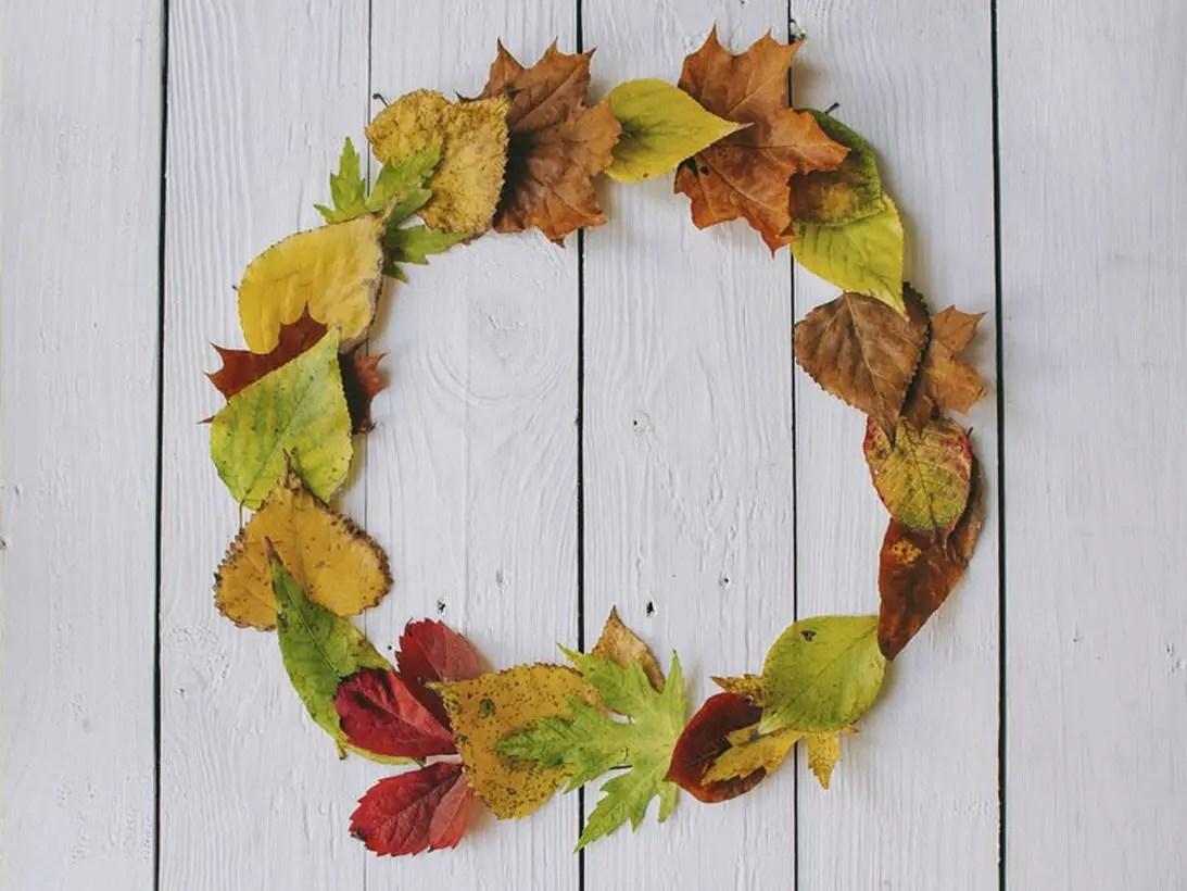 Adorable autumn leaves craft ideas