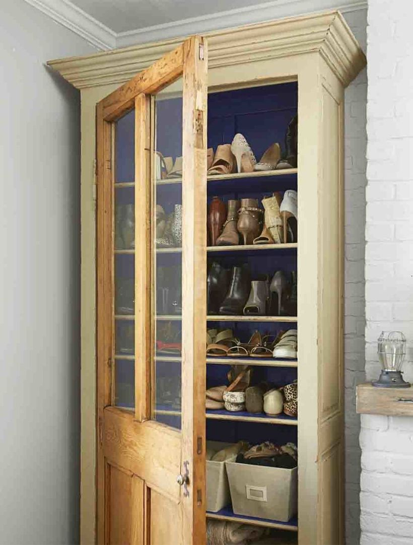 Create a shoe closet