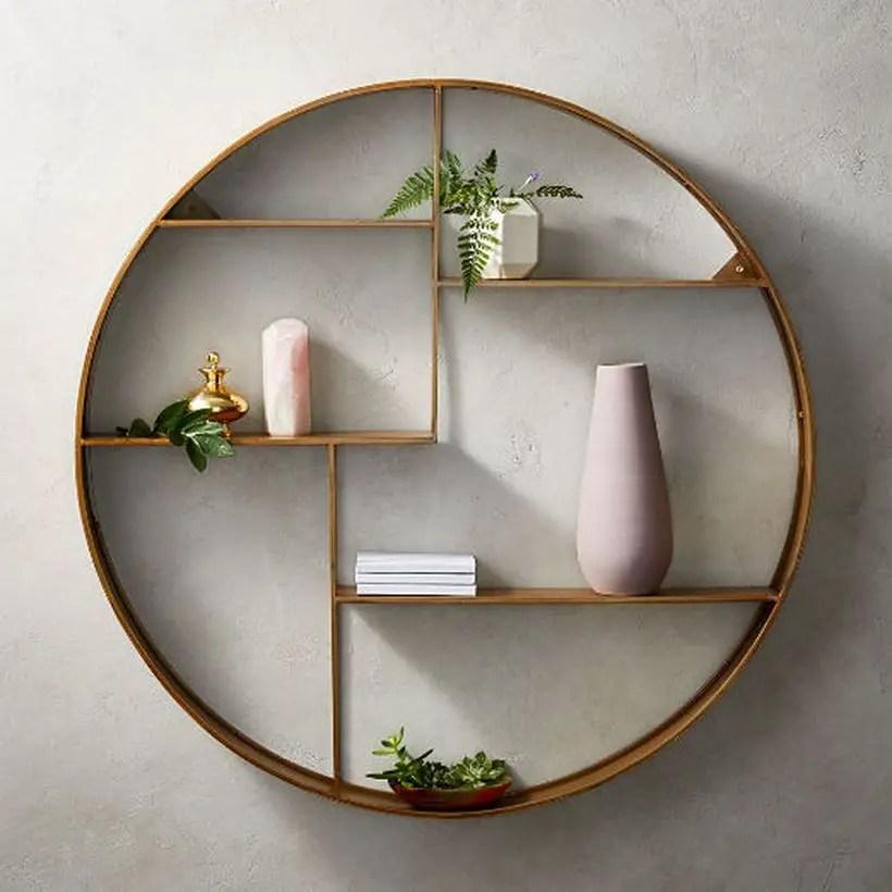 Best round bookshelves design