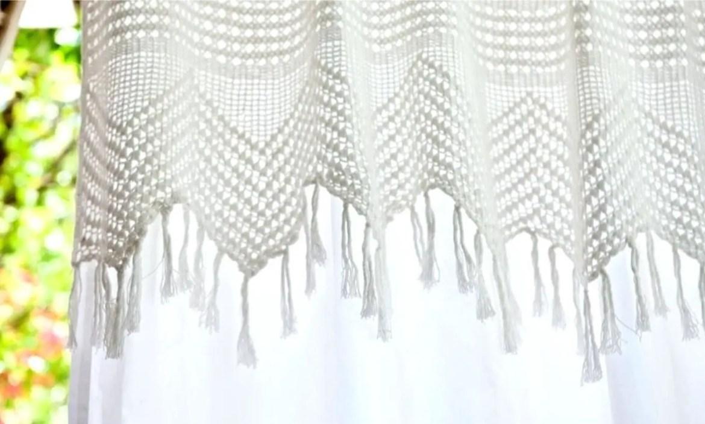 Vintage-crochet-shower-curtain-lace