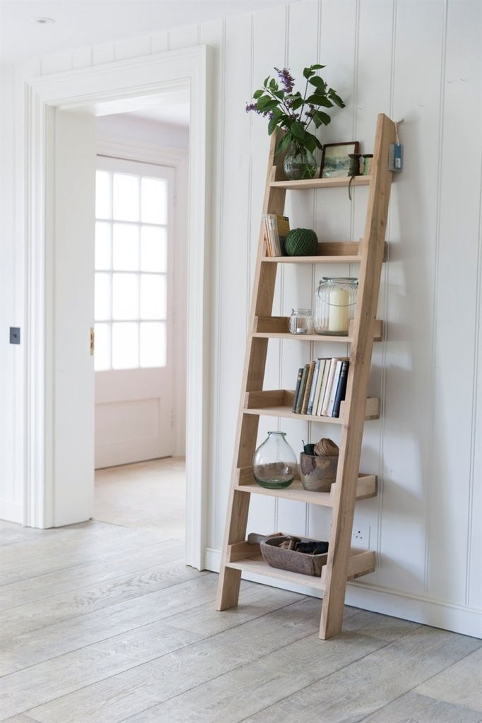 Diy wooden shelves to perfect your home