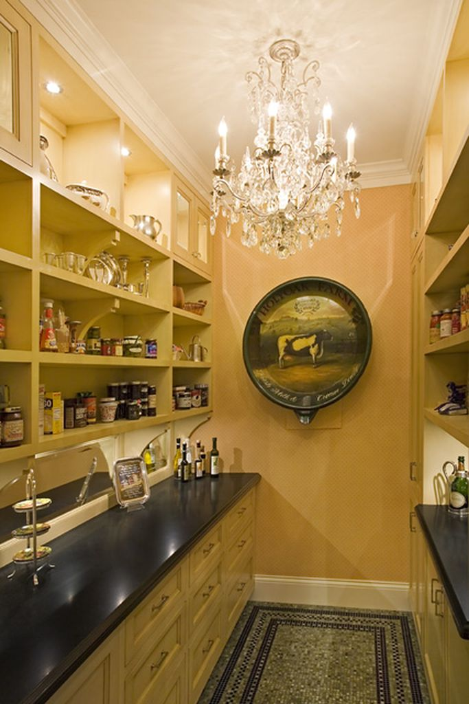 Rectangular shelves to perfect your pantry