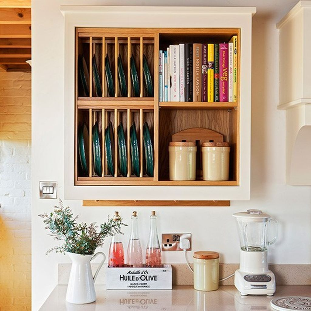 Wooden shelves to perfect your home