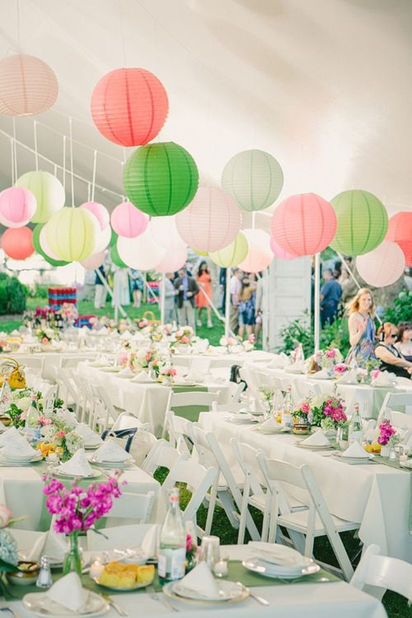 Lovely Bohemian Wedding Decoration Ideas