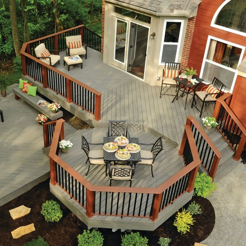 Backyard-patio-deck-design-with-greenery-is-placed-in-every-corner-to-give-a-different-atmosphere-for-you-to-try