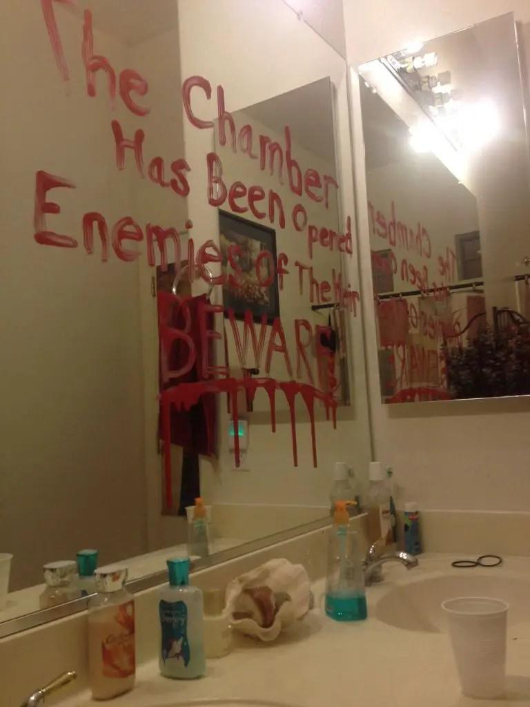 Mirror-decoration
