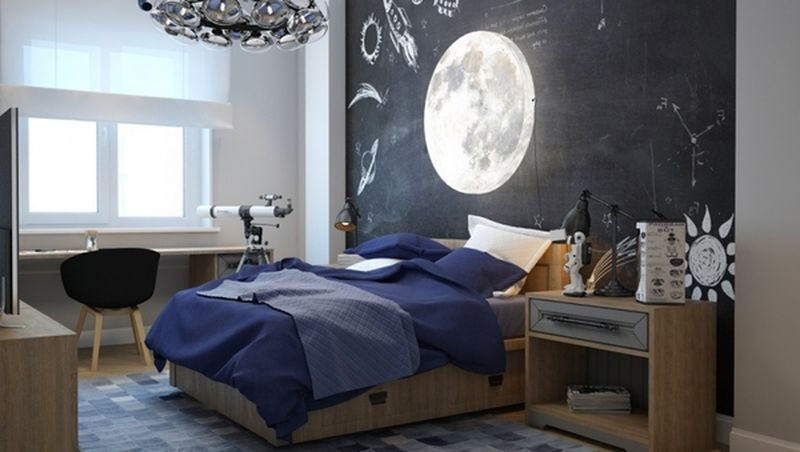 Moon-light-mural-and-large-carpet-for-kids-room.