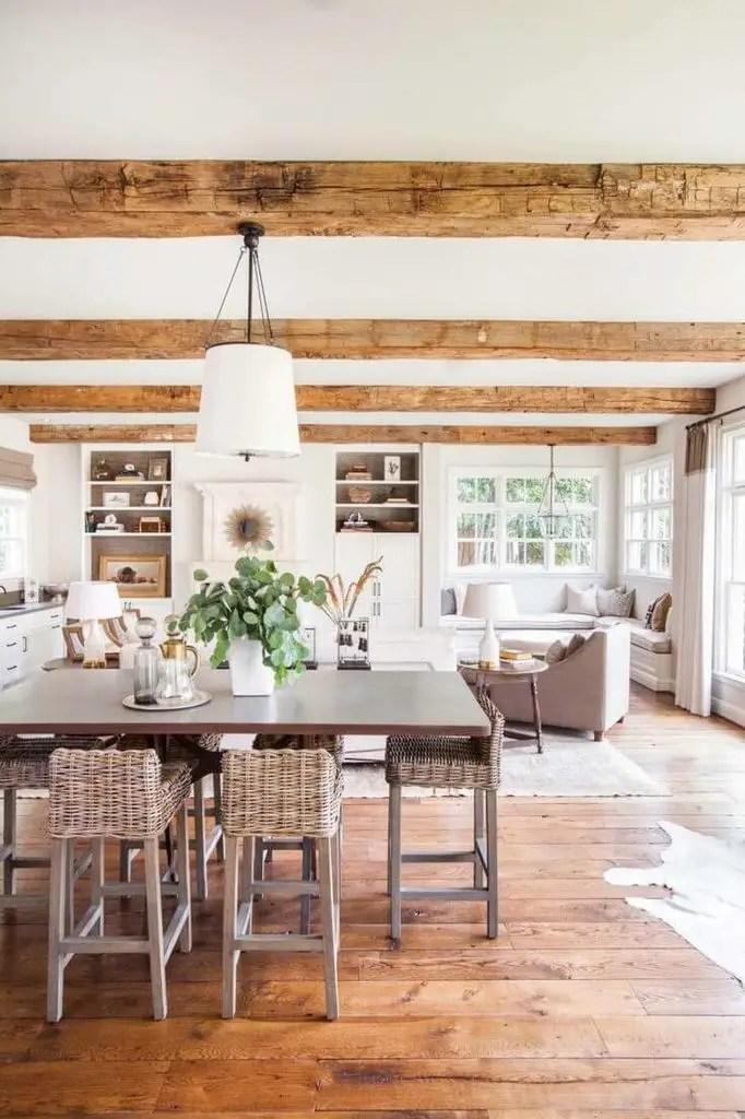 Wooden floor to perfect your interior design