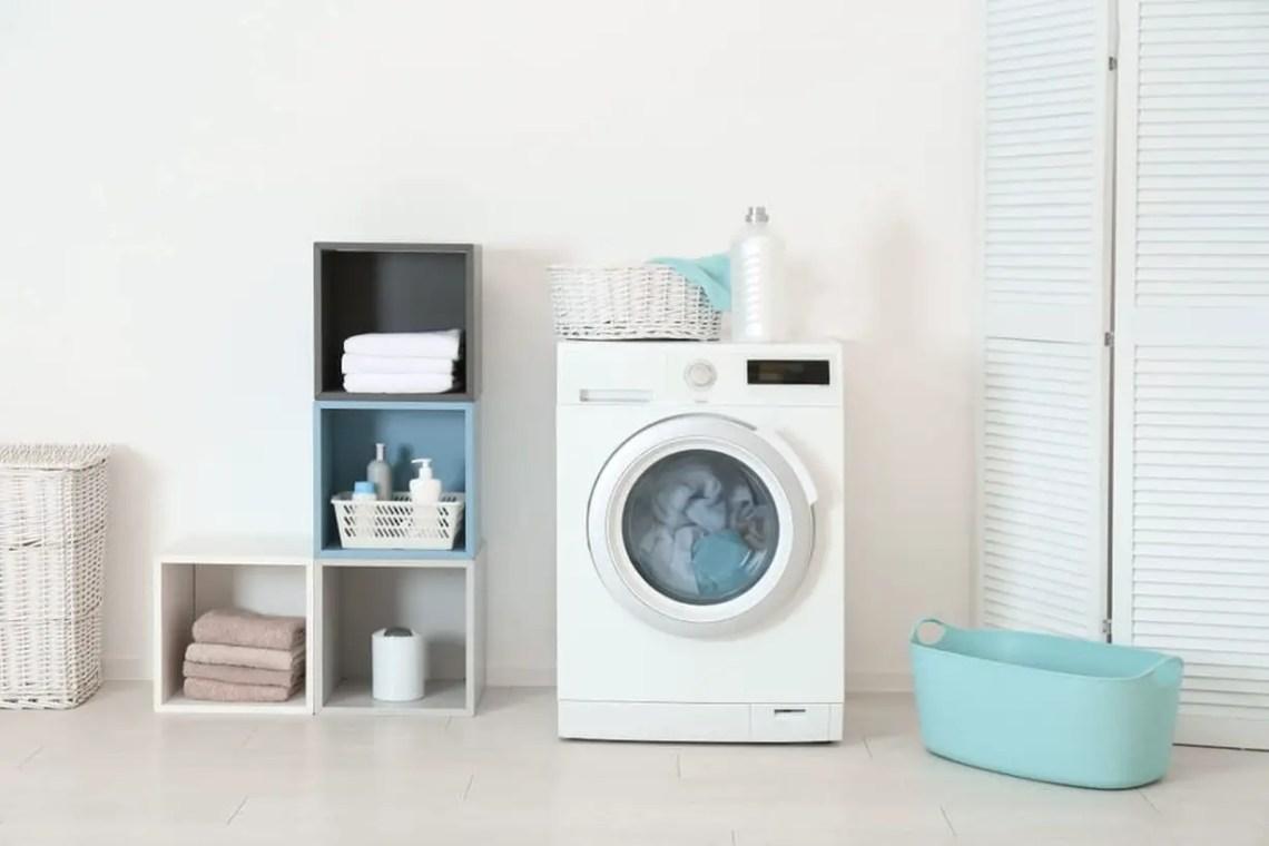 Minimalist laundry room ideas