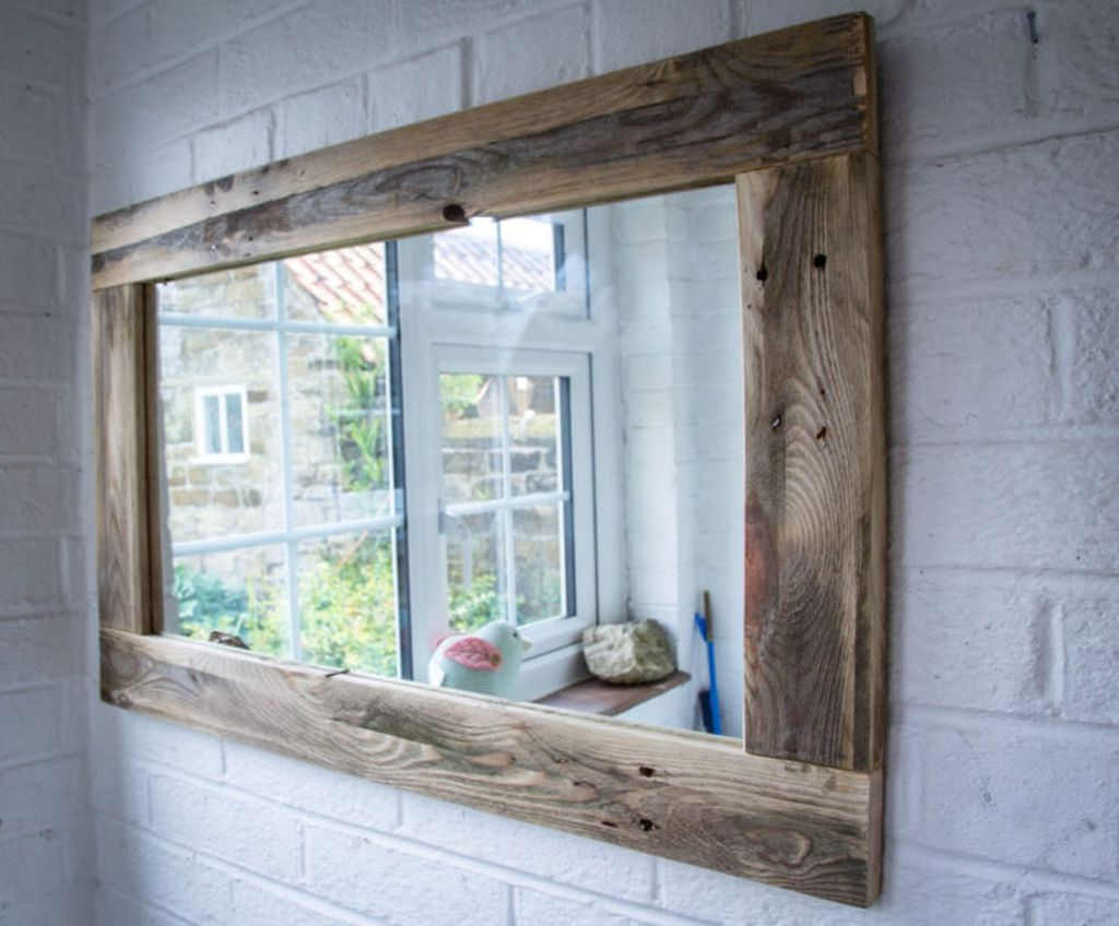 Rustic-mirror-pallet-wood