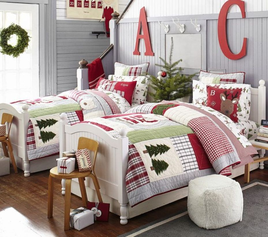 23.-rustic-bedroom-setting-for-children