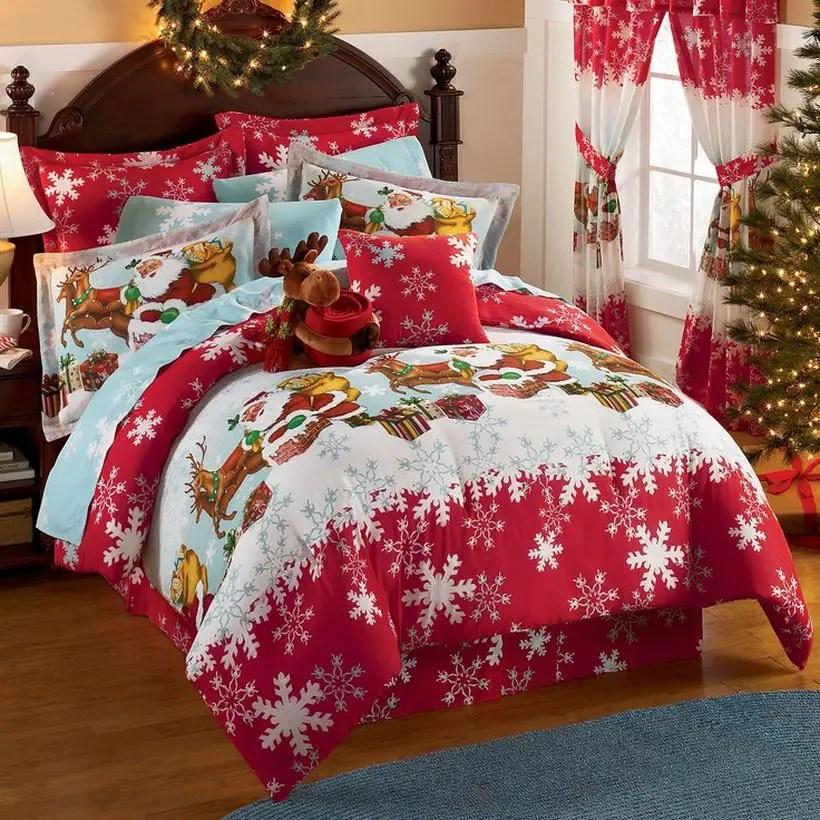 37.-santa-and-his-reindeer-friends