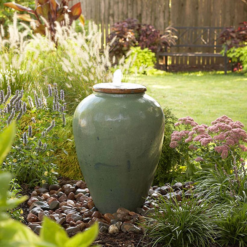 Make-an-urn-fountain