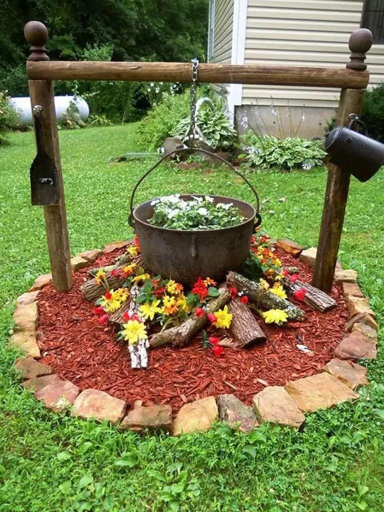 Campfire-flowers