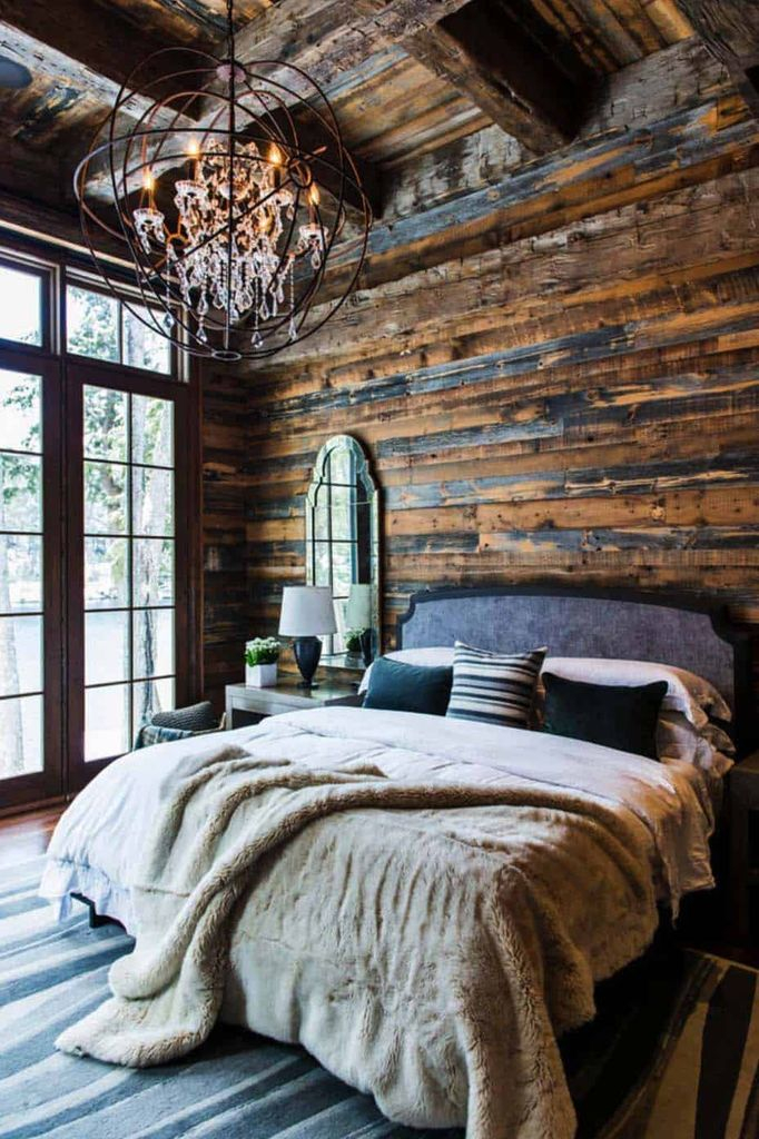 Wooden wall 5