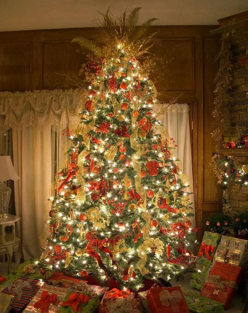 Christmas-tree-decorating-design-idea