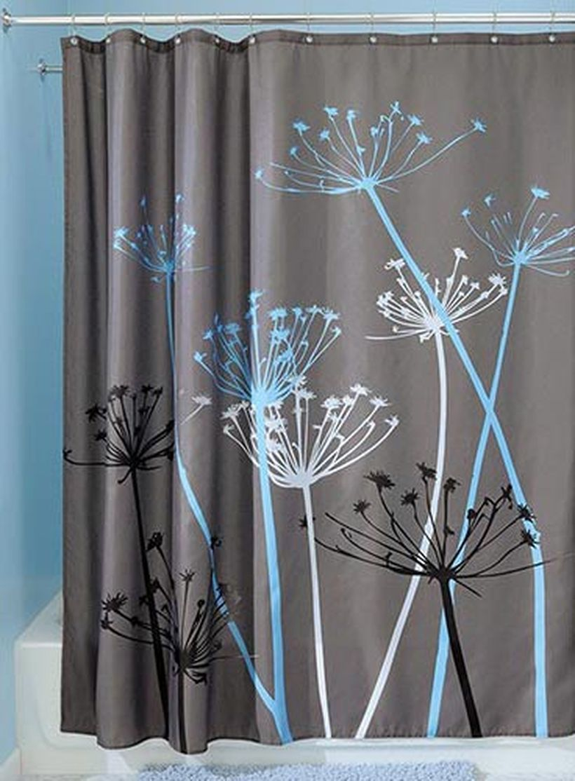 Interdesign-thistle-shower-curtain