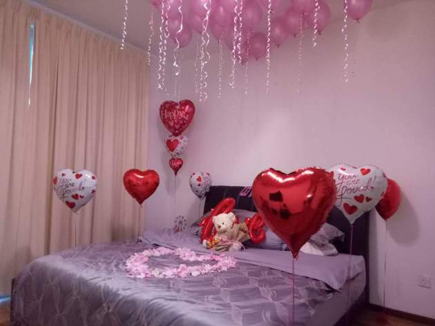 1-remarkable-bedroom-decoration-full-of-balloons-1