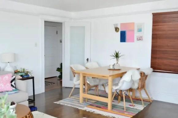 1-white-bohemian-dining-room