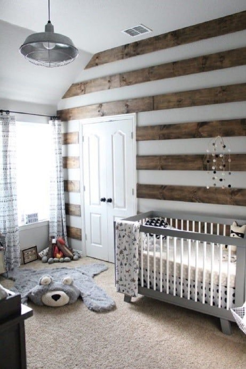 8 The Update Farmhouse Nursery Ideas That Everyone Will Feel Comfy Of