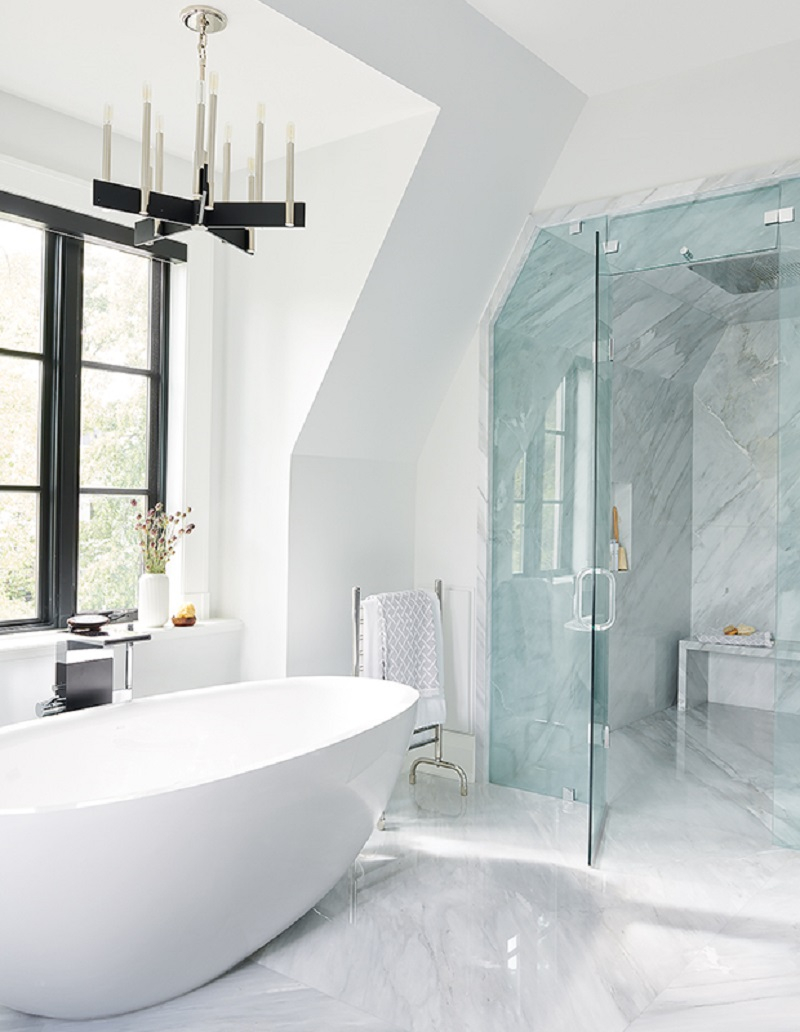 Clean bathroom Energizing Bathroom Style Ideas To Make You Want to Have An Earlier Shower