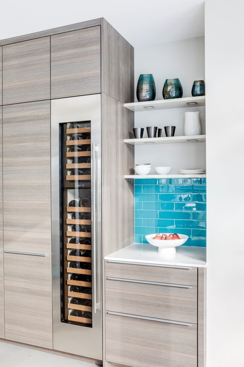 Contemporary look A New Way To Enjoy The Wood Kitchens That Is Definitely Charming