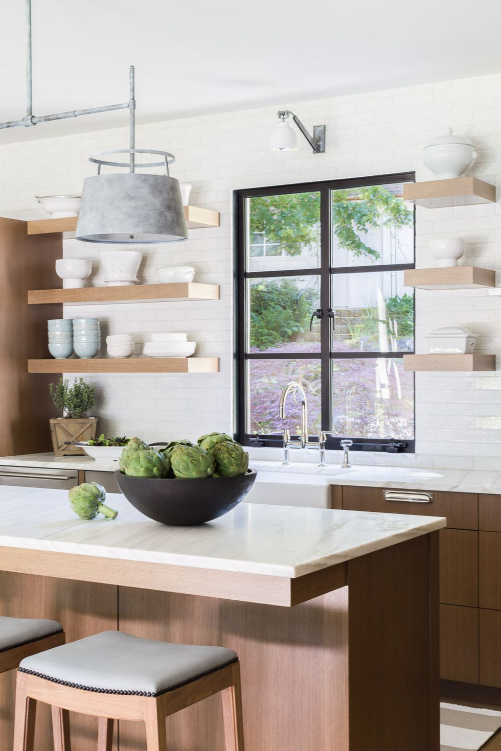 Light wood A New Way To Enjoy The Wood Kitchens That Is Definitely Charming