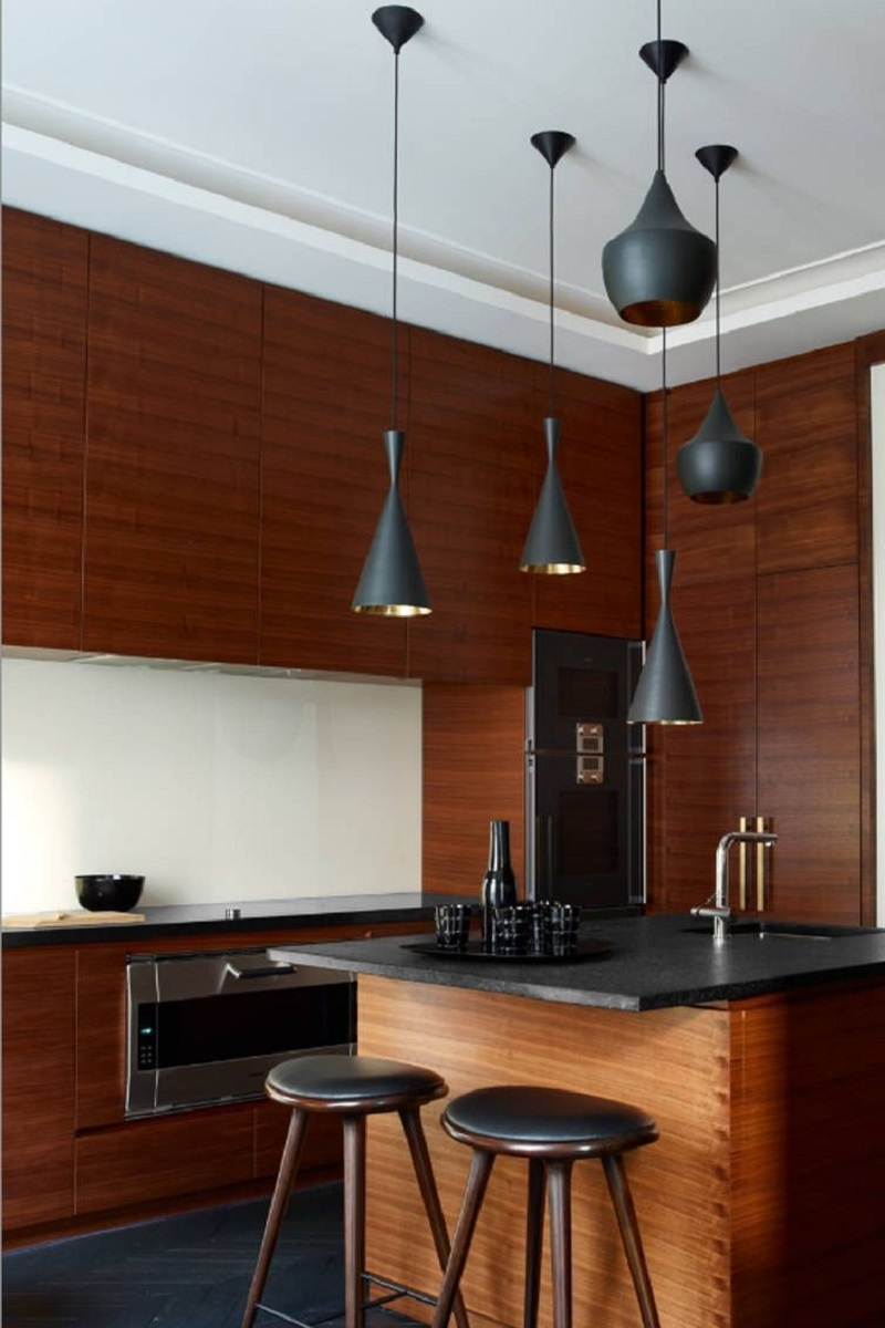 Parisian style A New Way To Enjoy The Wood Kitchens That Is Definitely Charming