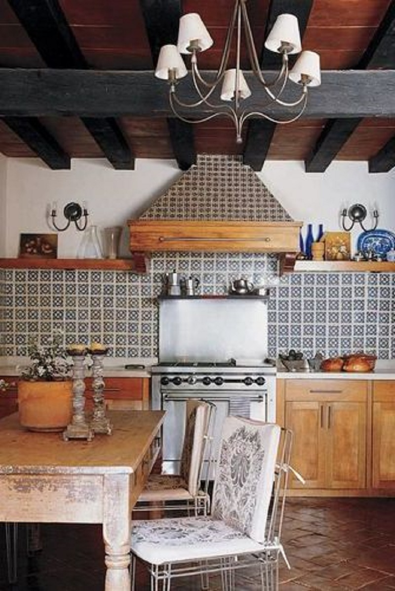 Rustic flair A New Way To Enjoy The Wood Kitchens That Is Definitely Charming