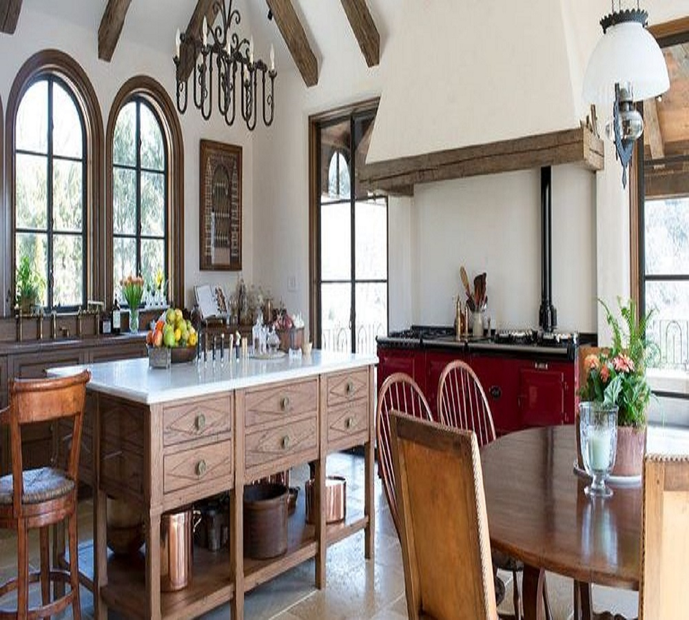 Rustic glamA New Way To Enjoy The Wood Kitchens That Is Definitely Charming