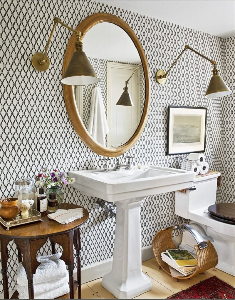 Spruce small bathroom Vitalizing Half Bathroom Ideas That Refreshing Your Half Space In A Right Way