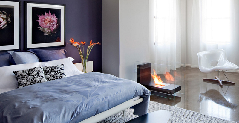 Gorgeous modern bedroom