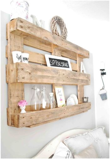 01-easy-rustic-wood-shelving-diy-pallet-projects-homebnc