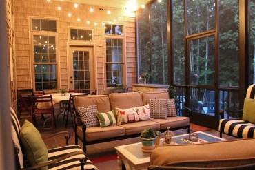 Lighting ideas for screened porch lighting ideas for screened porch screened porch string lights home design ideas 1360 x 908