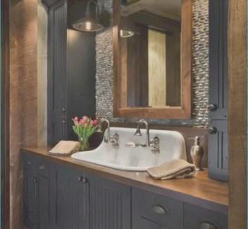 Gorgeous farmhouse bathroom ideas with rustic designs luxury 88 modern rustic farmhouse style master bathroom ideas