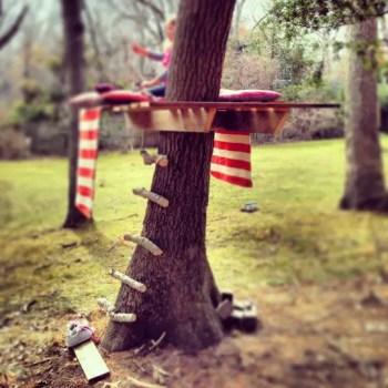 Build-a-treehouse
