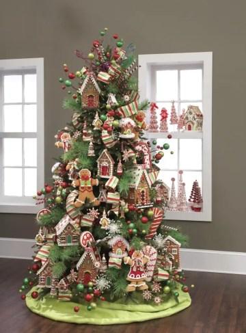1 21-christmas-tree-decoration-ideas-homebnc