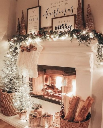 1-christmas-mantel-decoration-ideas